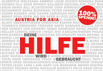 Austria for Asia